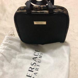 Versace make up bag/ travel bag